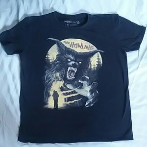 Frightrags T-shirt Howling